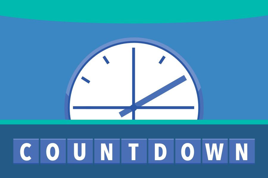 countdown today